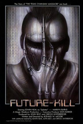 Будущее убивает / Future-Kill