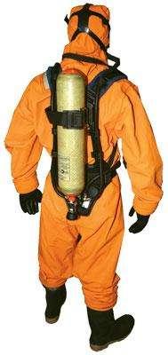 Облегченный термоагрессивостойкий костюм ТАСК-М