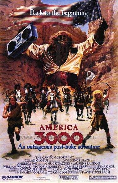Америка 3000 Года / America 3000
