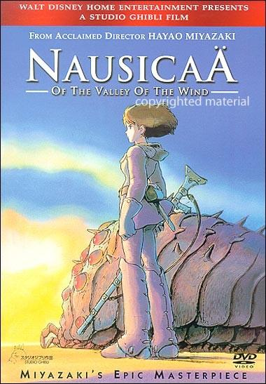 Наусика из Долины Ветров / Kaze no tani no Naushika / Nausicaa of the Valley of Wind