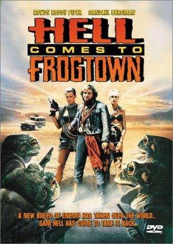 Разборки в городе жаб / Hell Comes to Frogtown