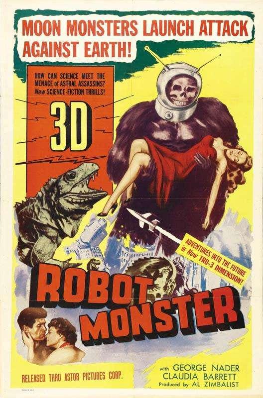 Робот-монстр / Robot Monster