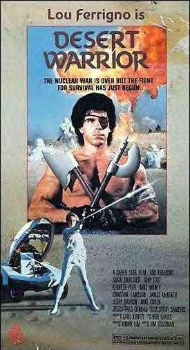 Воин пустыни / Воин пустоши / Desert Warrior