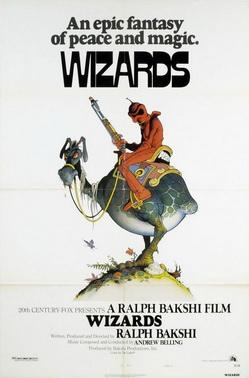 Волшебники / Wizards (1977)