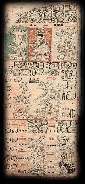 календарь Майя и цолькин календарь