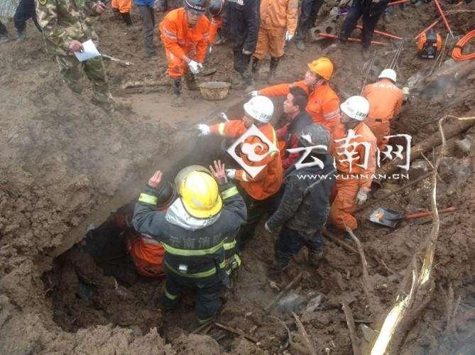 Kitaj opolzen pogibli 42 cheloveka (26)