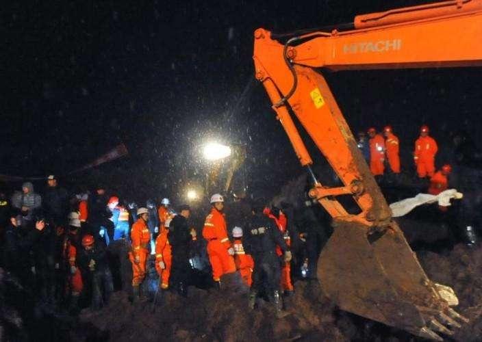 Kitaj opolzen pogibli 42 cheloveka (3)