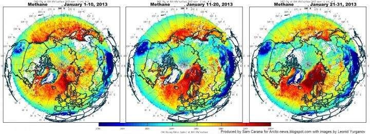 metan v Arktike  1