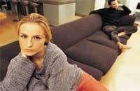 Кандидоз (молочница). Фото с сайта http://creative.gettyimages.com