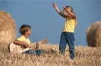 Малыш и музыка. Фото с сайта http://creative.gettyimages.com