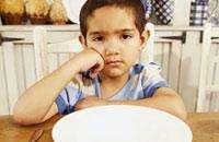 Пищевое отравление у ребенка. Фото с сайта www.veer.com