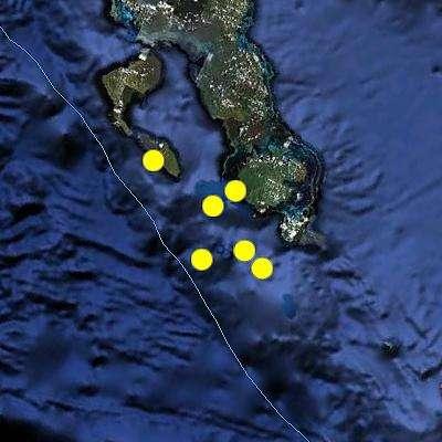map_Solomon Islands