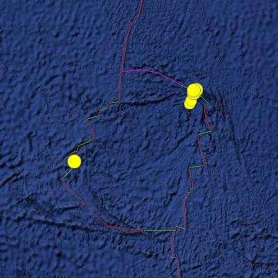 5 Easter Island region