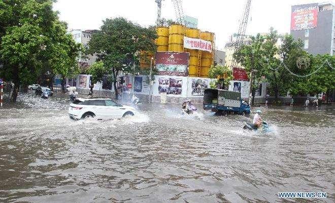 Tropicheskij shtorm Mangkhut (1)